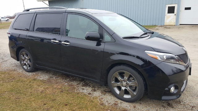 2016 Toyota Sienna for sale at Sam Buys in Beaver Dam WI