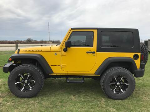 2008 Jeep Wrangler for sale at Sam Buys in Beaver Dam WI