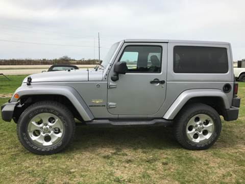 2014 Jeep Wrangler for sale at Sam Buys in Beaver Dam WI
