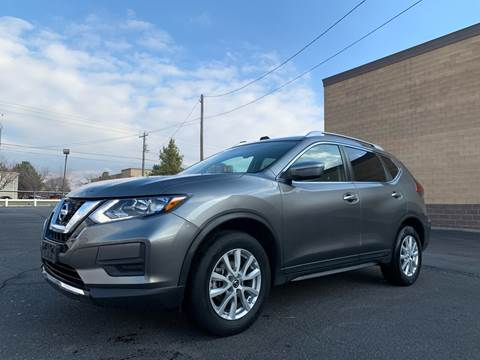 2018 Nissan Rogue for sale at Ultimate Auto Sales Of Orem in Orem UT