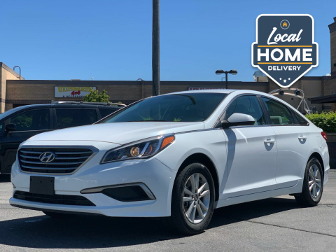 2017 Hyundai Sonata for sale at Ultimate Auto Sales Of Orem in Orem UT