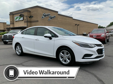 2017 Chevrolet Cruze for sale at Ultimate Auto Sales Of Orem in Orem UT