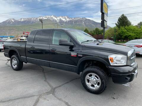 2008 Dodge Ram Pickup 2500 for sale at Ultimate Auto Sales Of Orem in Orem UT