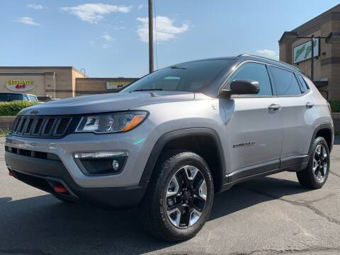 2017 Jeep Compass for sale at Ultimate Auto Sales Of Orem in Orem UT
