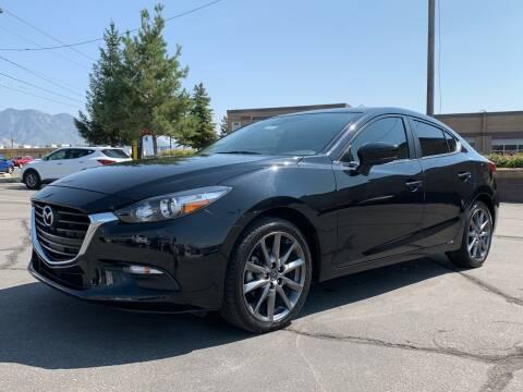 2018 Mazda MAZDA3 for sale at Ultimate Auto Sales Of Orem in Orem UT