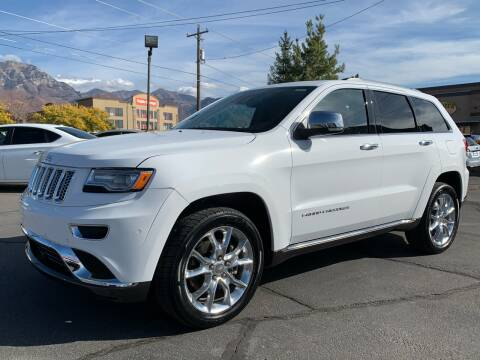 2015 Jeep Grand Cherokee for sale at Ultimate Auto Sales Of Orem in Orem UT