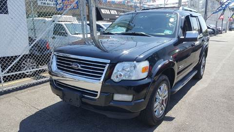 2008 Ford Explorer for sale in Brooklyn NY
