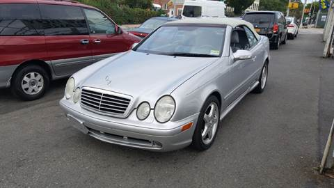 2003 Mercedes-Benz CLK for sale in Brooklyn, NY