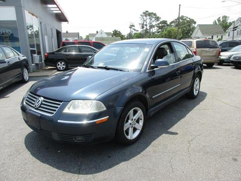 2004 Volkswagen Passat for sale in Virginia Beach VA