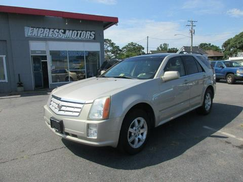2008 Cadillac SRX for sale in Virginia Beach, VA