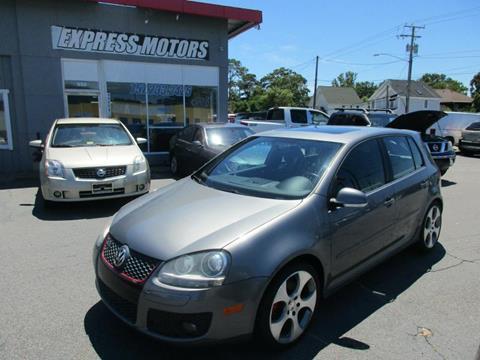 2009 Volkswagen GTI for sale in Virginia Beach, VA