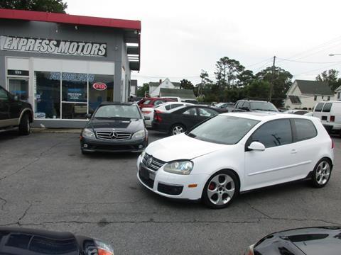 2006 Volkswagen GTI for sale in Virginia Beach VA
