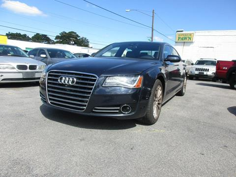 2013 Audi A8 L for sale in Virginia Beach VA
