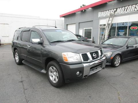 2004 Nissan Armada for sale in Virginia Beach VA