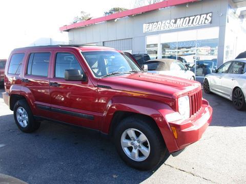 2009 Jeep Liberty for sale in Virginia Beach, VA
