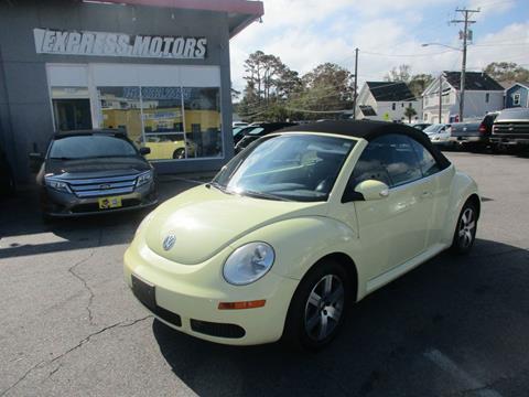 2006 Volkswagen New Beetle for sale in Virginia Beach, VA