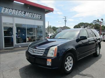2007 Cadillac SRX for sale in Virginia Beach, VA