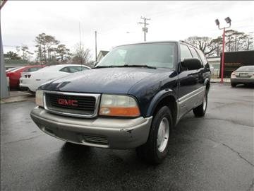 2001 GMC Jimmy for sale in Virginia Beach, VA