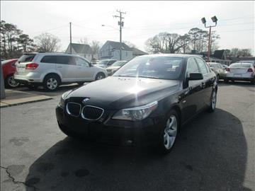 2007 BMW 5 Series for sale in Virginia Beach, VA