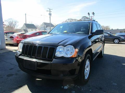 2009 Jeep Grand Cherokee for sale in Virginia Beach VA