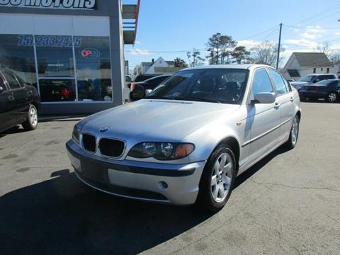2004 BMW 3 Series for sale in Virginia Beach VA