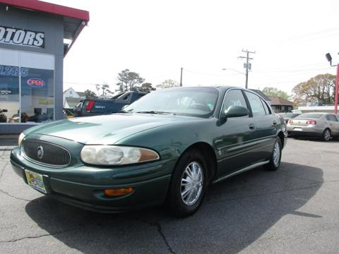 2003 Buick LeSabre for sale in Virginia Beach, VA