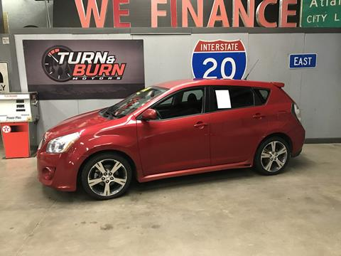 2009 Pontiac Vibe for sale in Conyers, GA
