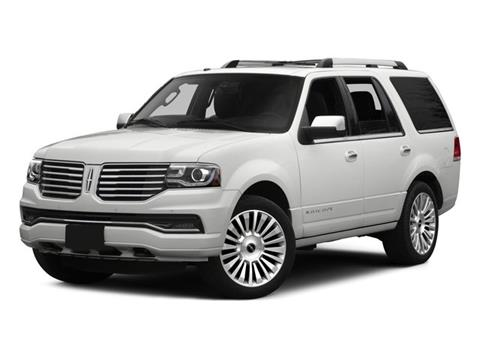 2015 Lincoln Navigator for sale in San Antonio, TX