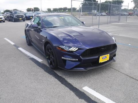 2019 Ford Mustang for sale in San Antonio, TX