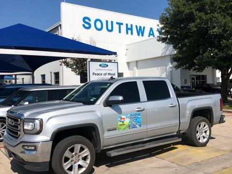 2016 GMC Sierra 1500 for sale in San Antonio, TX