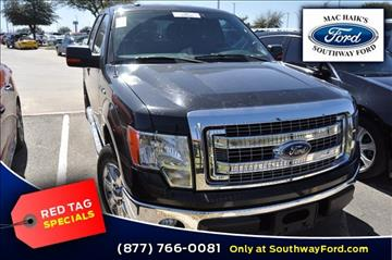 2013 Ford F-150 for sale in San Antonio, TX