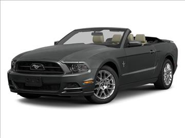 2013 Ford Mustang for sale in San Antonio, TX