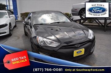 2013 Hyundai Genesis Coupe for sale in San Antonio, TX