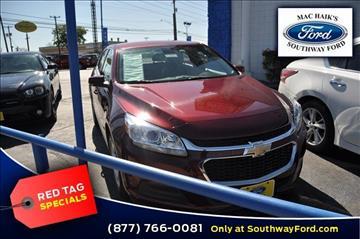 2016 Chevrolet Malibu Limited for sale in San Antonio, TX