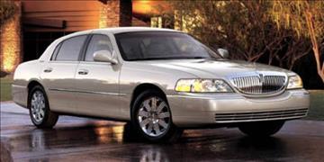 2005 Lincoln Town Car for sale in San Antonio, TX