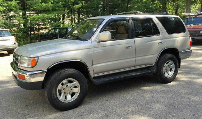 1997 toyota 4runner sr5 4dr 4wd suv in traverse city mi hammonds auto. Black Bedroom Furniture Sets. Home Design Ideas