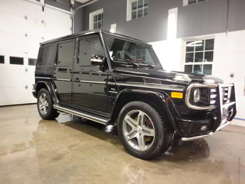 2010 Mercedes-Benz G-Class for sale in Hatfield, PA