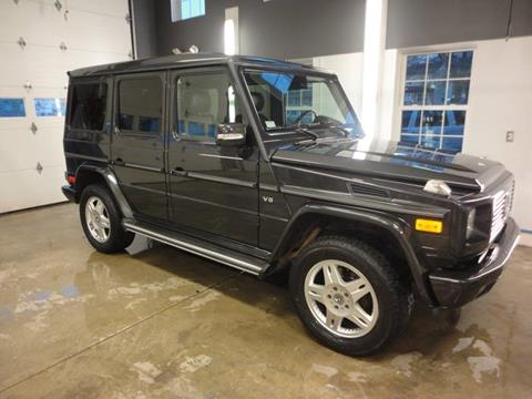 2003 Mercedes-Benz G-Class for sale in Hatfield, PA
