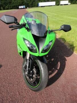 2008 Kawasaki Ninja ZX-6R
