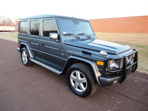 2006 Mercedes-Benz G-Class for sale in Hatfield, PA