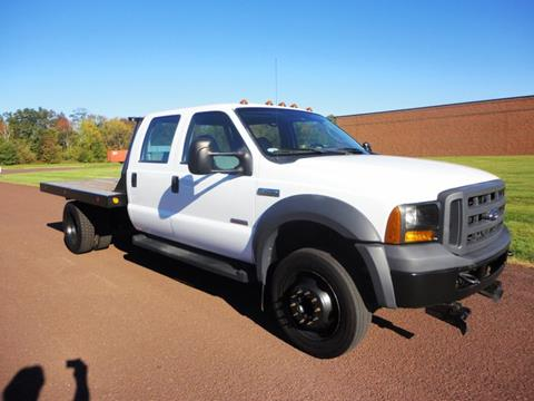 2007 Ford F-450 Super Duty for sale in Hatfield, PA