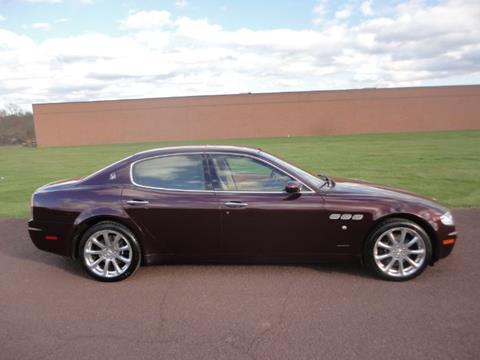 2008 Maserati Quattroporte for sale in Hatfield, PA