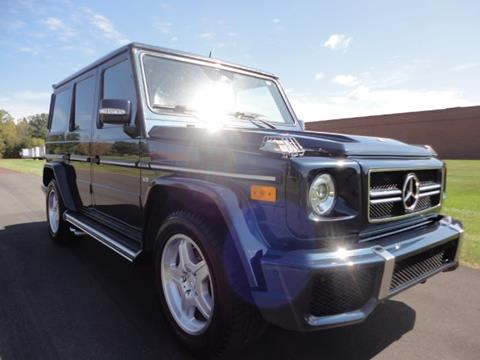 2004 Mercedes-Benz G-Class for sale in Hatfield, PA
