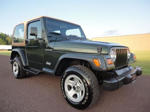 1998 Jeep Wrangler for sale in Hatfield, PA