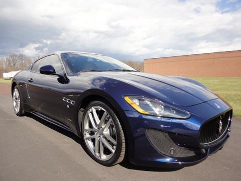 2015 Maserati GranTurismo for sale in Hatfield, PA