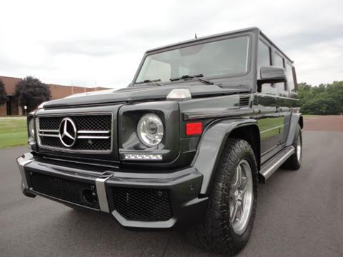 2005 Mercedes-Benz G-Class for sale in Hatfield, PA