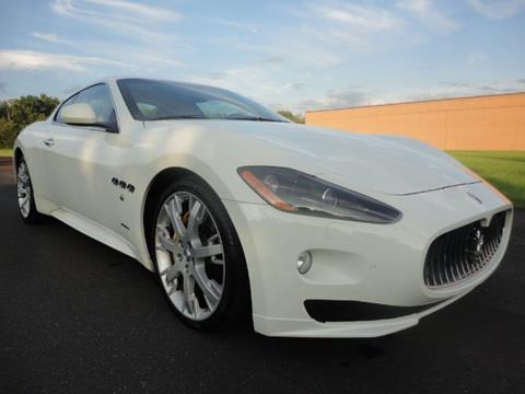 2012 Maserati GranTurismo for sale in Hatfield, PA