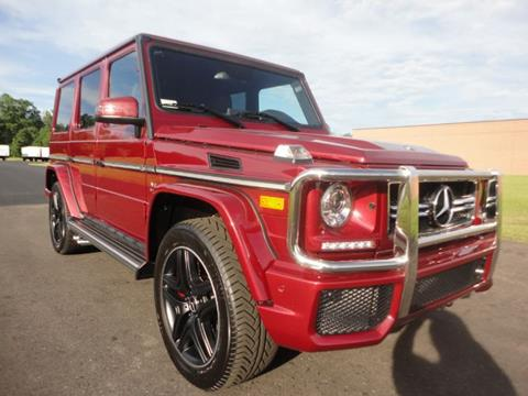 2018 Mercedes-Benz G-Class for sale in Hatfield, PA