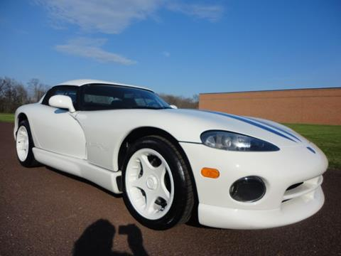 1996 Dodge Viper for sale in Hatfield, PA