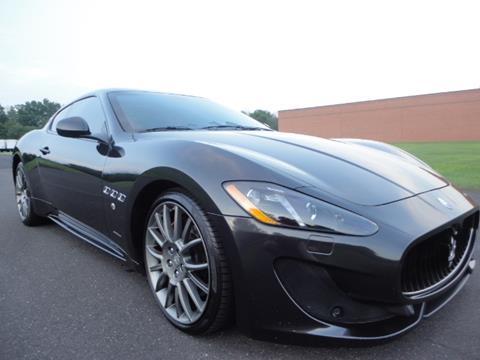 2013 Maserati GranTurismo for sale in Hatfield, PA